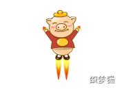 仿猪八戒网站JS返回顶部特效代码